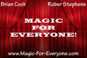 Magic-for-everyone bumper